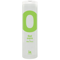 Gel de Baño Cero + Aloe Vera 1000ml INTERAPOTHEK