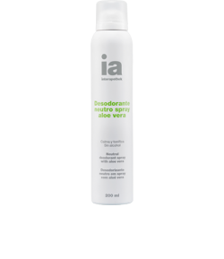 Desodorante Spray Neutro con Aloe Vera 250ml INTERAPOTHEK