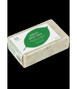 Jabón BIO pastilla Aloe Vera 100gr INTERAPOTHEK Gel de ducha