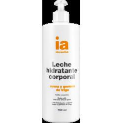 Leche Hidratante Corporal Avena y Germen de Trigo con Dosificador 750ml INTERAPOTHEK