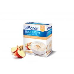 Crema Yogurt y Cereales BIMANAN SUSTITUTIVE 5+1ud
