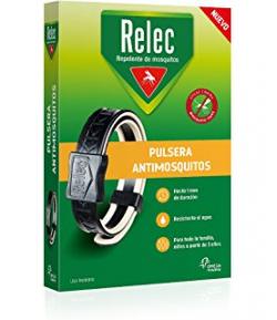 Pulsera Antimosquitos RELEC Repelentes