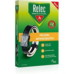 Pulsera Antimosquitos RELEC