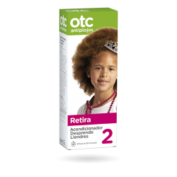 Acondicionador Desprende Liendres OTC 125ml