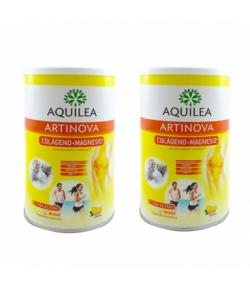Duplo AQUILEA Articulaciones Colágeno + Magnesio 2x375gr