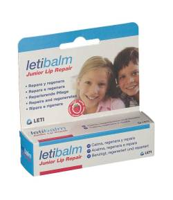 Básalmo Reparador LETIBALM Junior Lip 10ml Labios