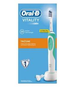 Cepillo Eléctrico Vitality TriZone ORAL-B