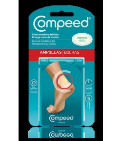 COMPEED® Ampollas Medianas 5ud
