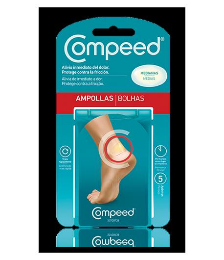 COMPEED® Ampollas Medianas 5ud Ampollas