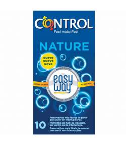 Preservativo Nature Easy Way CONTROL 10ud