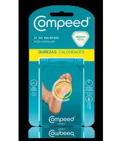 COMPEED® Durezas Medianas 6ud