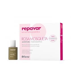 Aceite Puro de Rosa Mosqueta 15ml REPAVAR Regeneradora
