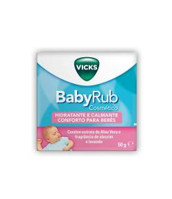 BabyRub 50gr VICKS