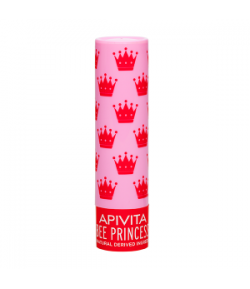 Bee Princess Bálsamo Labial Bio-Eco 4,4gr LIP CARE APIVITA