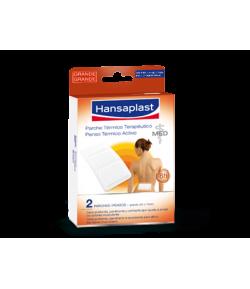 Parche Térmico Terapéutico HANSAPLAST 2ud Antiinflamatorios
