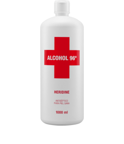 Alcohol 96º 1000ml INTERAPOTHEK Desinfectantes