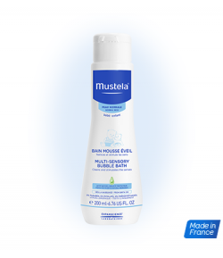 Babygel MUSTELA 200ml Gel de ducha