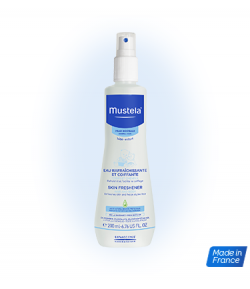 Agua de Colonia Sin Alcohol MUSTELA 2X200ml