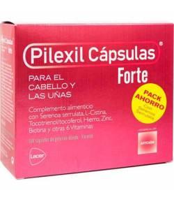Cabello y Uñas FORTE 150 Cápsulas PILEXIL Caída del cabello