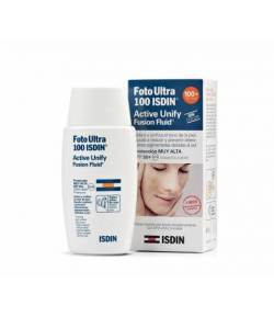 Fotoprotector Active Unify Fusion Fluid 100+ ISDIN 50ml