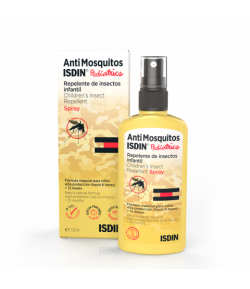 Antimosquitos ISDIN Pediatrics 100ml Repelentes