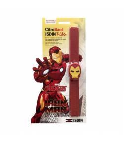 Pulsera Antimosquitos Citroband Kids Ironman ISDIN Repelentes