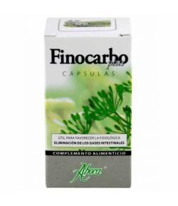 Finocarbo Plus 500mg 50 cápsulas ABOCA Gases