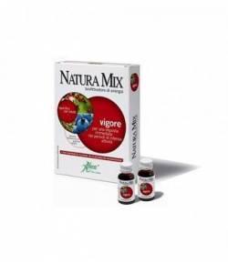 NATURA MIX REVIGORIZANTE Concentrado Fluido 10 Frascos Monodosis Energía