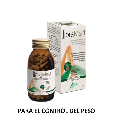 ADELGACCIÓN LIBRAMED 138 Comprimidos Suplementos