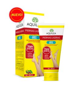 AQUILEA PIERNAS LIGERAS Gel 100ml Varices