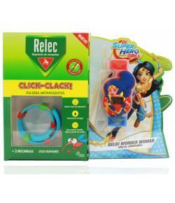 Pulsera Antimosquitos Wonder Woman RELEC Repelentes