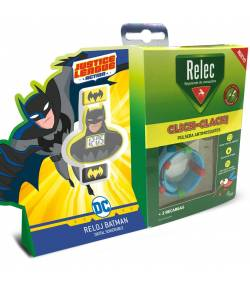 Pulsera Antimosquitos Batman RELEC Repelentes