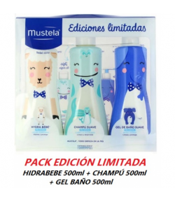 Edición Especial MUSTELA Gel de ducha