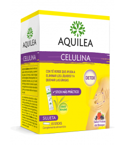 AQUILEA Celulina 15 sticks