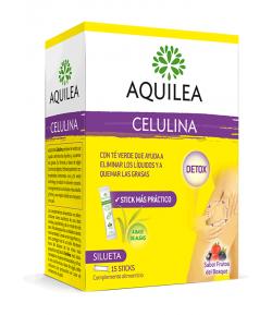 AQUILEA Celulitis 15 sticks