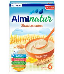 ALMINATUR Multicereales 230gr 8 Cereales