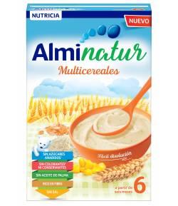 ALMINATUR Multicereales 250gr 8 Cereales