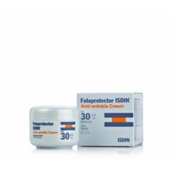 Fotoprotector Anti-wrinkle Cream 30+ ISDIN 50ml