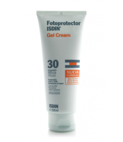 Fotoprotector Gel Cream 30+ ISDIN 200ml