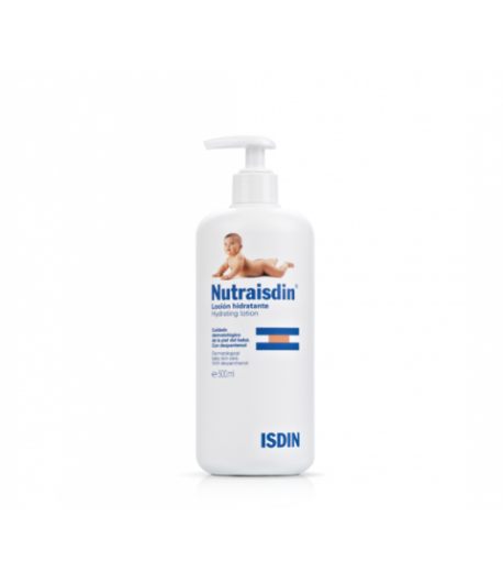 Nutraisdin Loción Hidratante ISDIN 1000ml Hidratantes