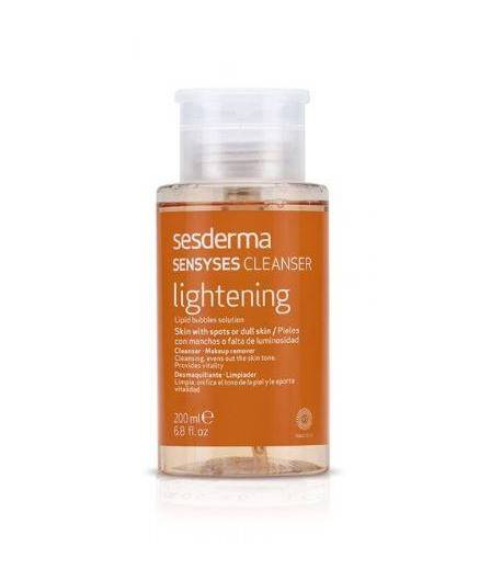 SENSYSES Lightening Cleanser 200ML SESDERMA Limpiadores