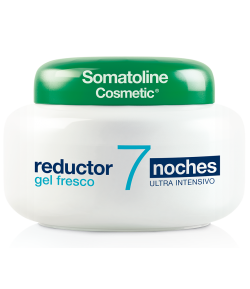 Reductor 7 Noches Ultra Intensivo Gel Fresco 250ml SOMATOLINE
