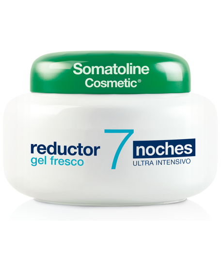 Reductor 7 Noches Ultra Intensivo Gel Fresco 250ml SOMATOLINE Reductores