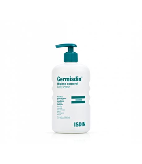 Germisdin Higiene Corporal ISDIN 250ml Gel de ducha