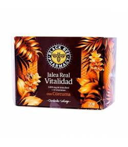 Jalea Real Vitalidad 20 viales BLACK BEE PHARMACY