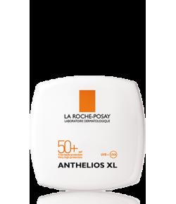 ANTHELIOS XL SPF 50+ Compacto Crema Uniformizante Tono 02 9g LA ROCHE-POSAY Protección solar