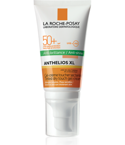 ANTHELIOS SPF 50+ Gel Crema Toque Seco con Color 50ml LA ROCHE-POSAY