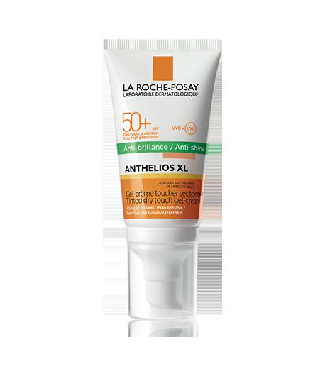 ANTHELIOS XL SPF 50+ Gel Crema Toque Seco con Color 50ml LA ROCHE-POSAY Protección solar