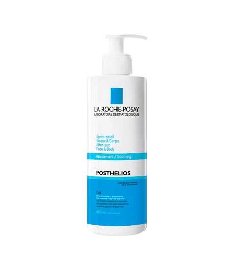 Gel POSTHELIOS 400ml LA ROCHE POSAY Aftersun y Aloe Vera