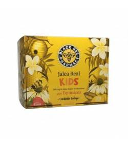 Jalea Real Kids 20 viales BLACK BEE PHARMACY Defensas